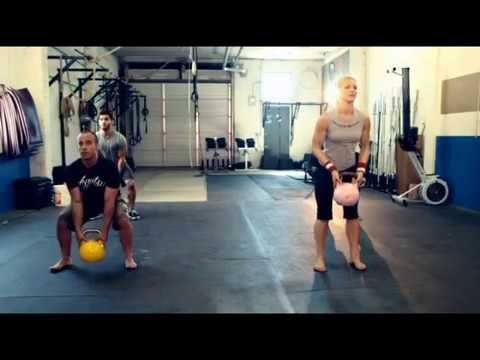 Kettlebell Workout-BEGINNERS WORKOUT-popFilm