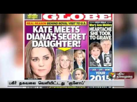 Did Prince Charles And Diana Had One 'secret Daughter'? video