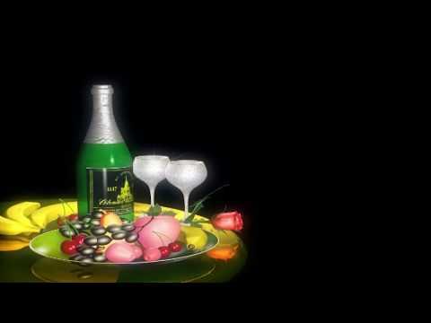 Шампанское сборка футажей