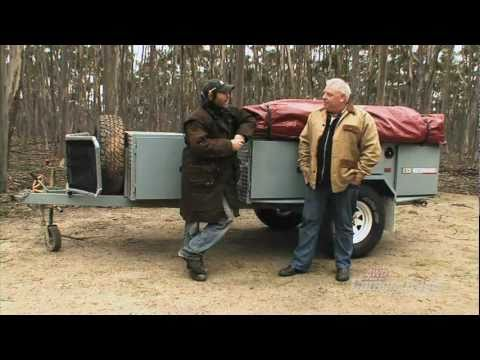 XTRAIL RANGER Extreme Offroad Camper Trailer Package