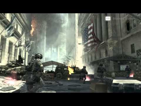 Call of Duty Modern Warfare 3 Trailer HD