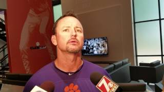 TigerNet.com - Monte Lee on NCAA selection - 5.29.17