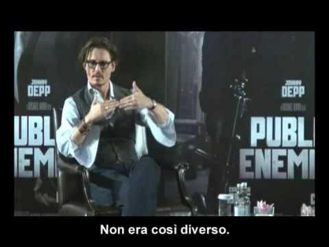 Johnny Depp John Dillinger Mugshot. Johnny depp wmv9 850 43