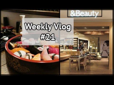 Holiday Countdown & Spa Visits   xameliax Weekly Vlog #21