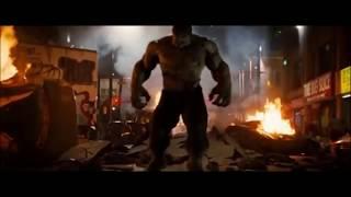 The Incredible Hulk Music Video