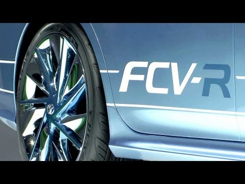 Next Generation Toyota EV and Hybrid Vehicles - Tokyo Motor Show 2011 #DigInfo