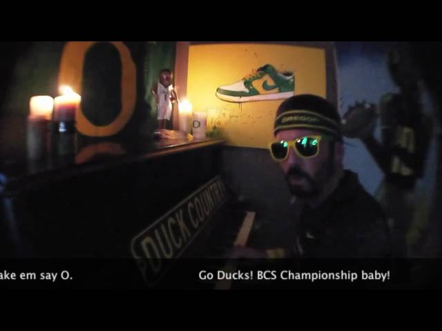 Make Em Say O  (The O-riginal Oregon Ducks Power Ballad) *NOT Sabastian Bach or Jimmy Fallon