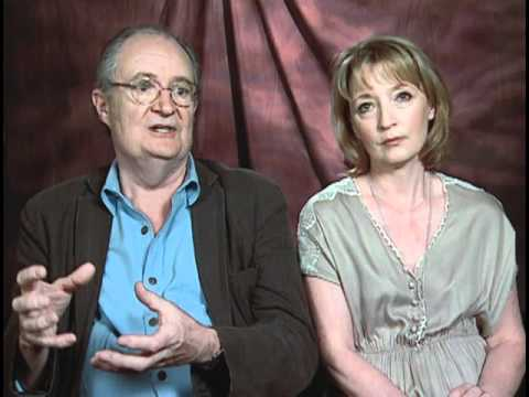 Another Year - Exclusive: Jim Broadbent and Lesley Manville Interview