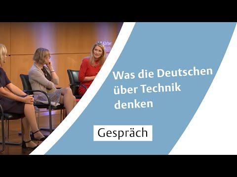 Was die Deutschen über Technik denken
