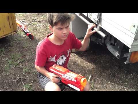 the nerf gun movie #1