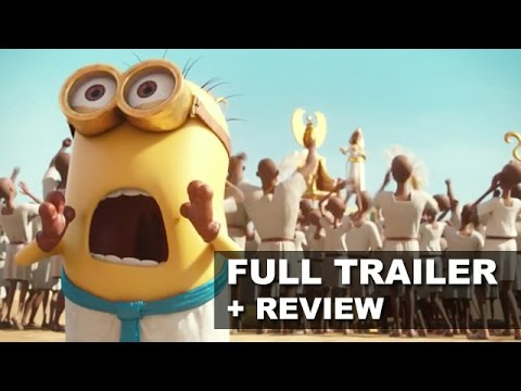 Minions 2015 Official Trailer + Trailer Review : Beyond The Trailer video