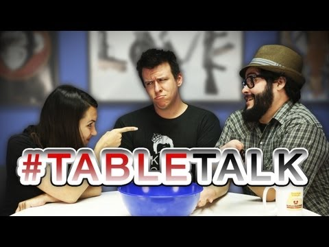 SourceFed: The Horror Movie, Dead Trends, & Book Warning Labels - #TableTalk
