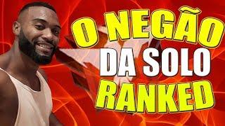 🔴 FREE FIRE AO VIVO PEGANDO MESTRE SOLO - O RENASCER DE UM HOMEM! O NEGÃO!(LIVE) 🔴