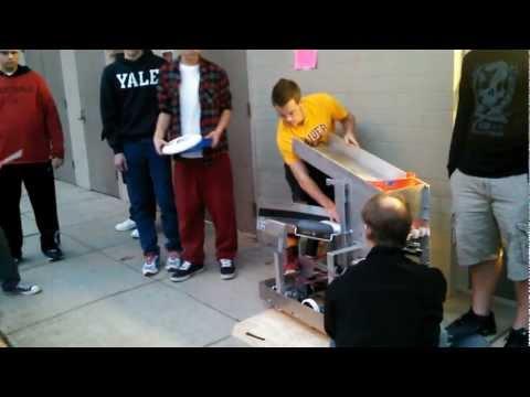 Team 4469 First Robotics Thomas Jefferson High School Federal Way WA