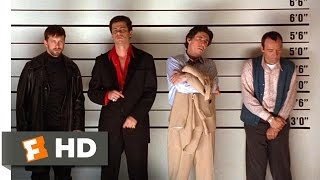 Video clip The Usual Suspects (1/10) Movie CLIP - The Lineup (1995) HD