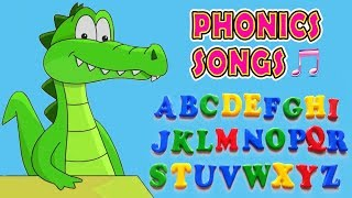 ABC Phonics Songs | ENGLISH FOR CHILDREN