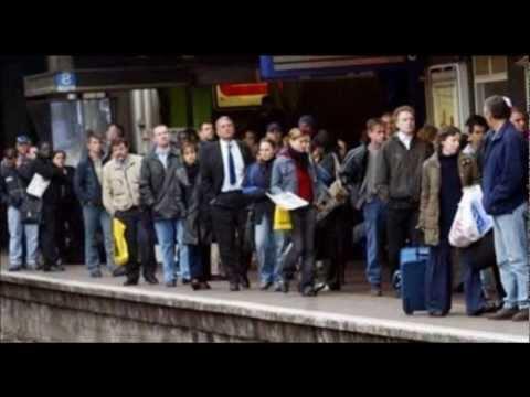 The Amazing 'Train Delay' Sketch