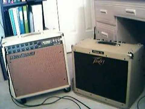 mesa boogie and peavey classic 30
