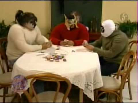 SKETCH Familia de luchadores Otro Rollo