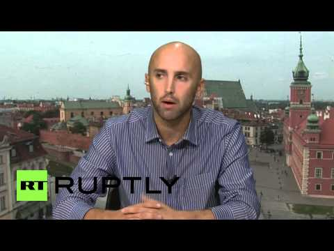 Poland: Graham Phillips recounts being