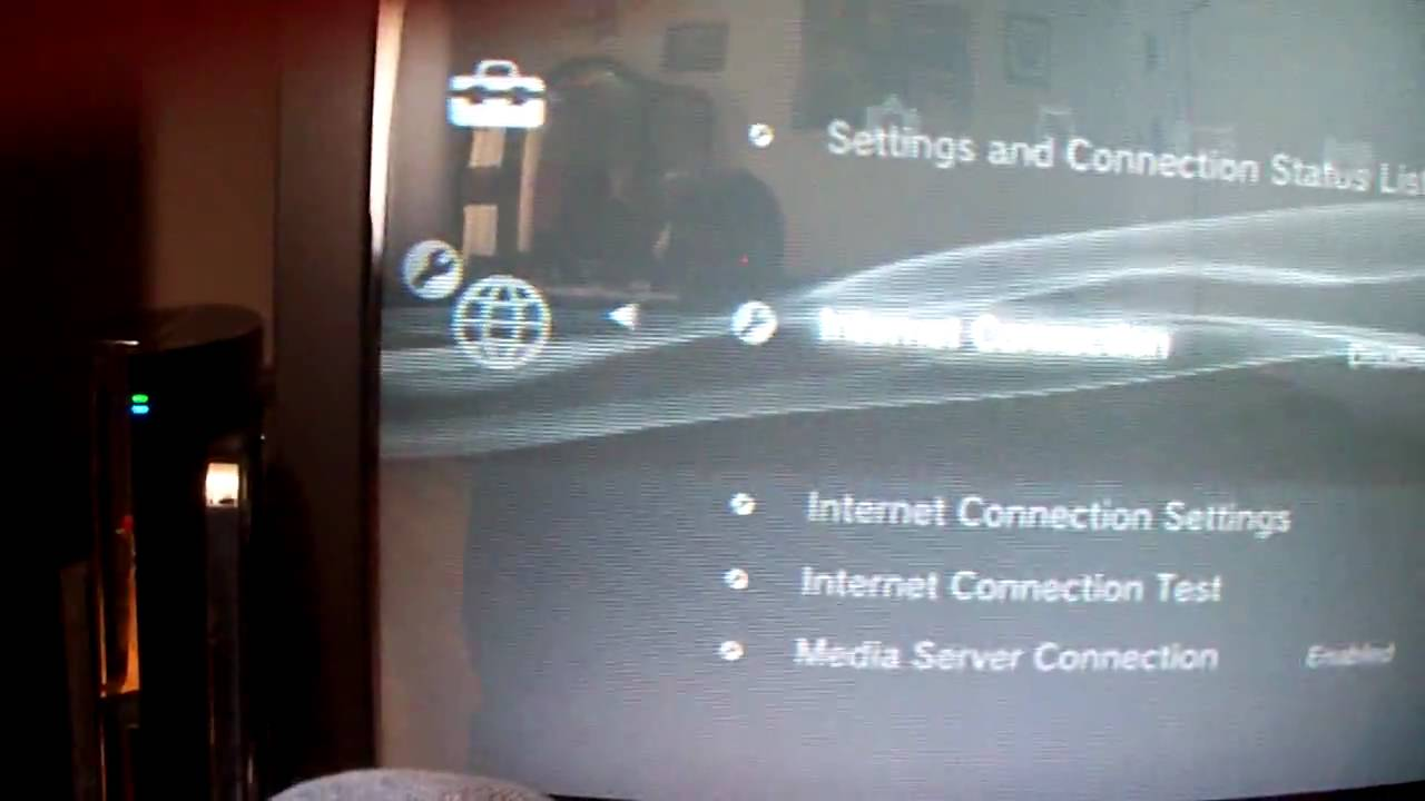 how to connect ps3 to internet wireless