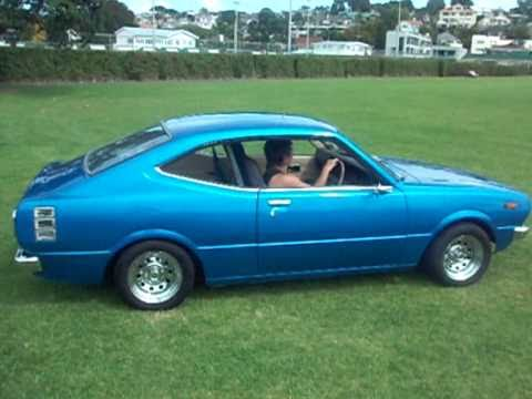 1976 ke35 SR coupe - YouTube