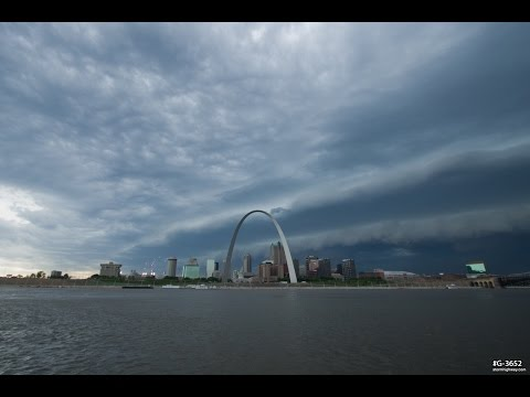 St. Louis Cardinals win on walk-off HR with incoming severe thunderstorm