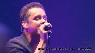 Keane live feat. K'Naan - Stop for a Minute (HD), Roundhouse  15-06-2010
