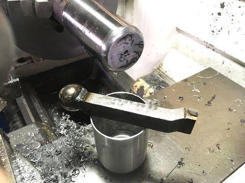 Ротационное вытягивание алюминия