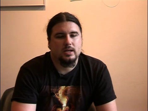 Trivium - Corey Beaulieu interview 2008 (2/4)