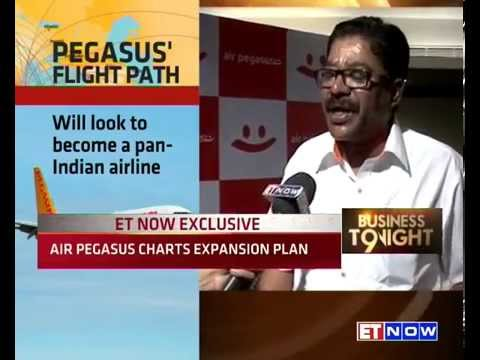 Air Pegasus - New Airline To Be Launched, Focuses On South India
