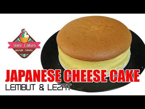HOW TO FAST MAKE JAPANESE CHEESE CAKE - CAKE # 11