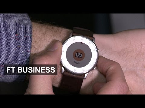 Pebble aims to be Swatch of smartwatch world | FT Business