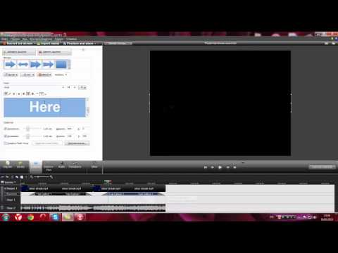 "Videos like this ""Как сделать интро в Camtasia Studio 8!!"" - zebroid.tv"