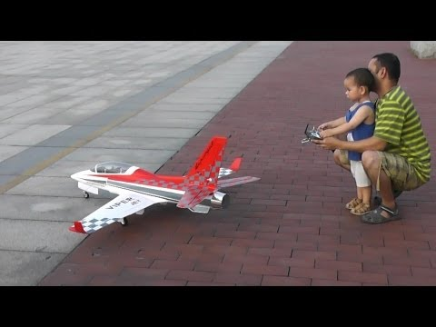 RC Viper 90mm EDF Jet Fast Flight And Low Passes