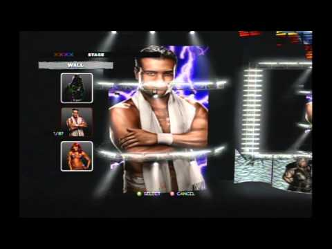 WWE 13 Review of Create a Stage and Arena