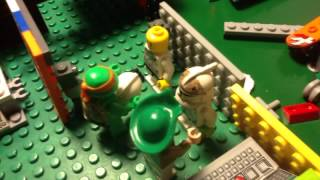 Lego short the imposter