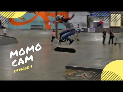 Momo Cam Episode 4 : Poseiden Foundations's Ladies Day