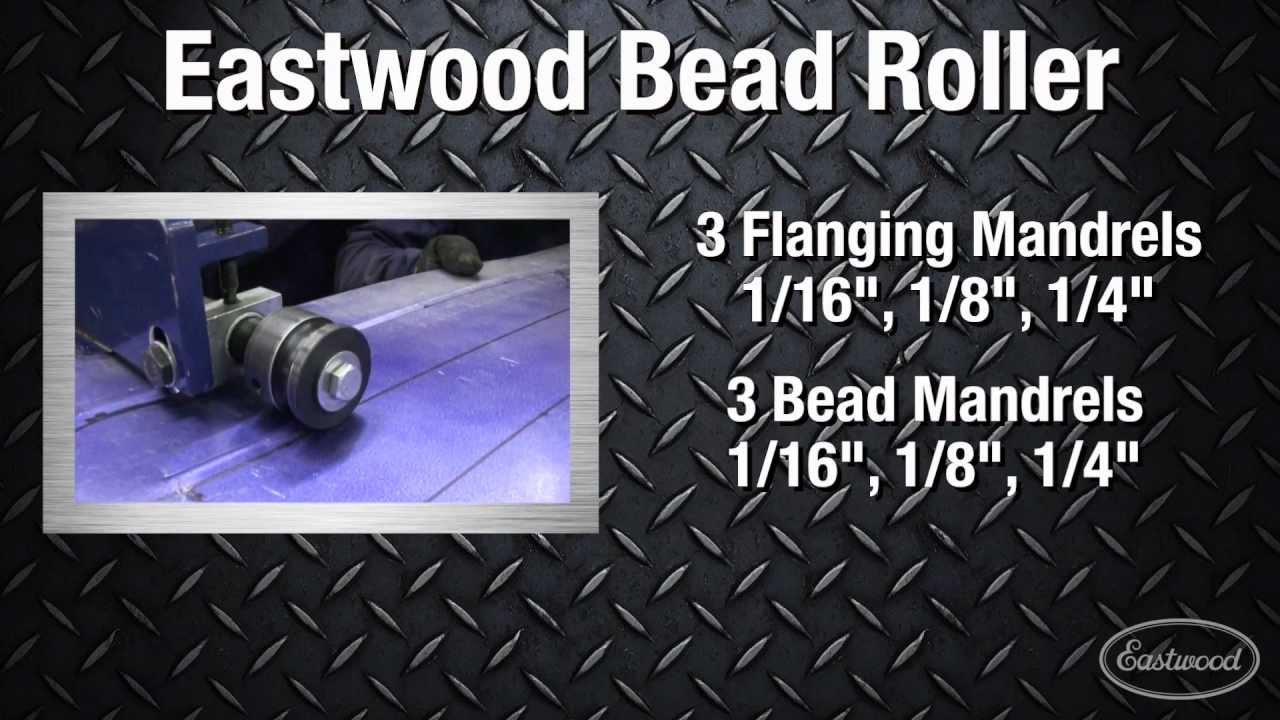 Bead Roller Kit Bead Roller Fabricating