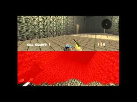 GoldenEye 007 - Golden Gun - User video