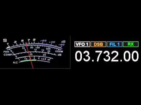 Number station 03.783.00 KHz - 80 metri - Lincolnshire Poacher