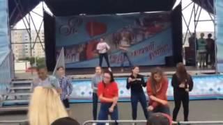 День молодёжи в Надыме 25.06.2016