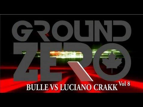 KOTD - Rap Battle - Luciano Crakk vs Bulle