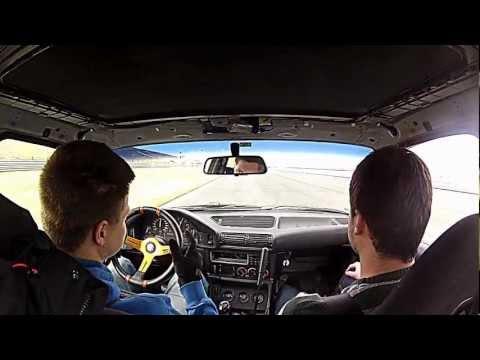 "17"" wheel 225/45/17 my friend before me M3 E36 3.0 Autodrom Most."