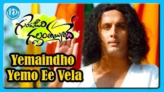 Gunde Jaari Gallanthayyinde - Yemaindho Yemo Ee Vela Song - Gunde Jaari Gallanthayyinde Movie Songs - Nitin - Nithya Menon