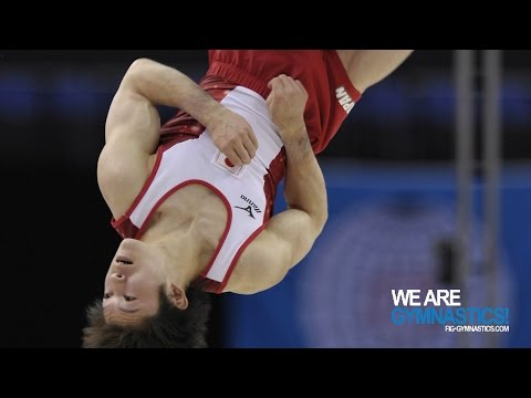 Artistic Worlds 2011 TOKYO - Men's Apparatus Final: Floor, Pommel Horse, Rings - We are Gymnastics!