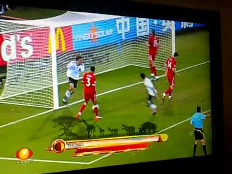 GERMANY VS ENGLAND ALEMANIA VS INGLATERRA SOUTH AFRICA 2010 SUDAFRICA 2010 HD
