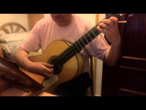 Хулио Сальвадор Сагрегас - Op.37-Danza de las horas