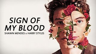 "Download Lagu Shawn Mendes Vs. Harry Styles - ""Sign Of My Blood"" (Mashup) Gratis STAFABAND"