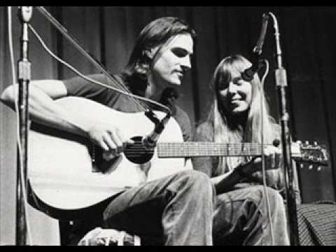 James Taylor&Joni Mitchell - You Can Close Your Eyes (John Peel Session)